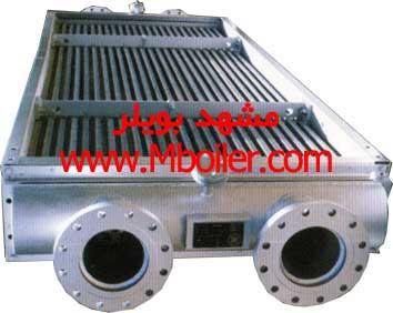 مبدل حرارتی فولادی هوا به هوا