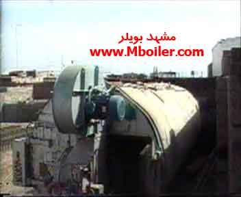 دیگ بخار ايتاليايی دست دوم