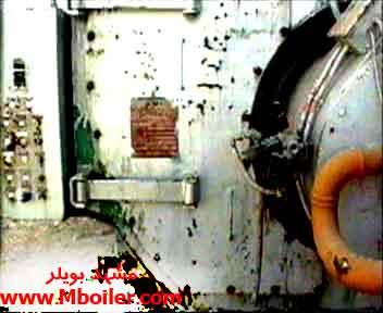 دیگ بخار 7 تن ايتاليايی دست دوم