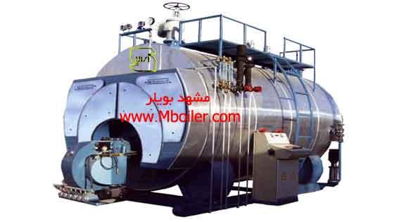 تصاویر دیگ بخار ظرفیت بالا - steam boiler-دیگ بخار - دیگ فایر تیوب