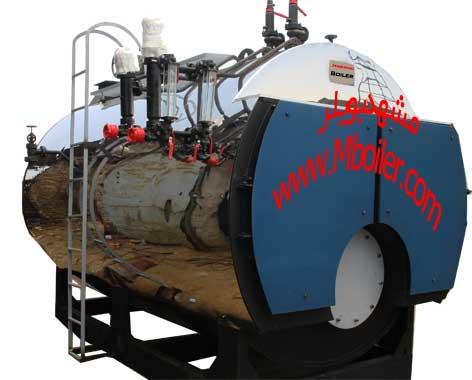 تصاویر دیگ بخار ظرفیت بالا - steam boiler-دیگ بخار