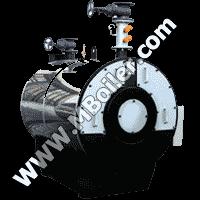 دیگ (بویلر) آبداغ - آبگرم ظرفیت متوسط
