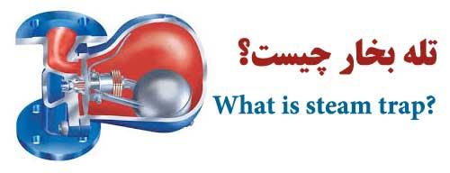 تله بخار چیست؟
