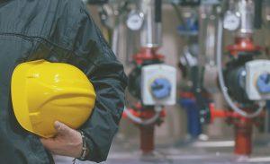 کنترل احتراق در سیستم دیگ بخار