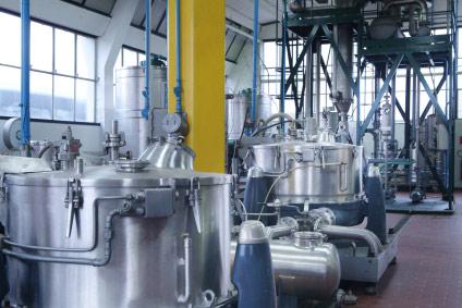 کاربرد بویلر روغن در صنایع شیمیایی