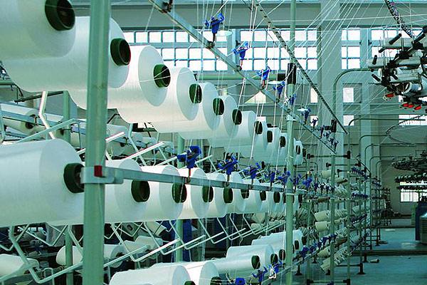 کاربرد دیگ روغن داغ در صنایع نساجی