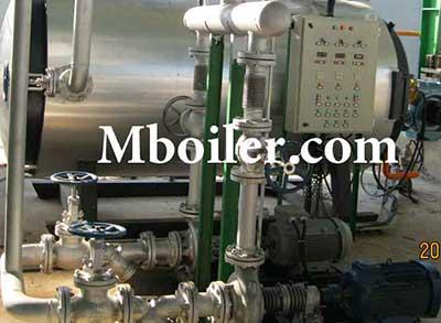 کیفیت تجهیزات و خدمات بکار رفته در ساخت بویلر