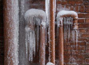 یخ زدگی لوله ها، Frozen Pipes
