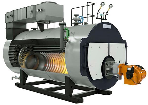 مصرف سوخت بویلر گازی، gas boiler